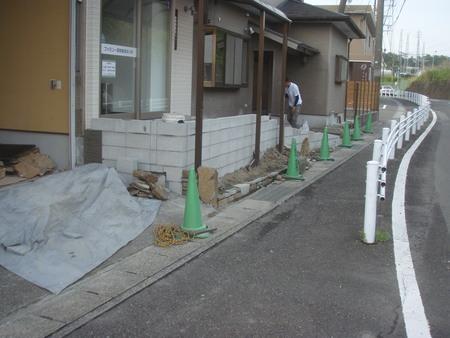 宮崎市F様邸外溝renovation_b0236217_1420159.jpg