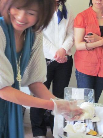 日本トランスユーロ主催【ピクニック・ガーデンパーティー講座】 2 テーブル&ランチ編_d0104926_0401047.jpg