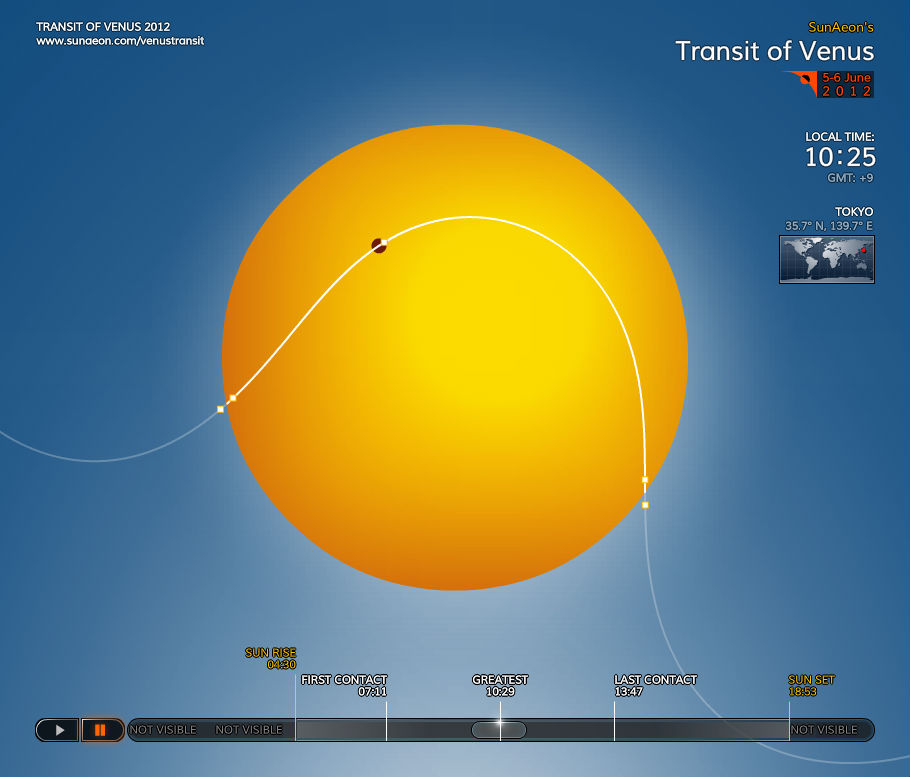 金星の日面通過とケツァルコアトルの帰還(1)_b0213435_3451341.jpg