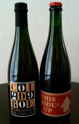 本日のグラスワイン&もろもろ_a0114049_144617.jpg