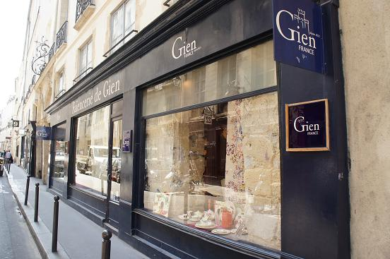 パリ 大好きなお皿 Gien♪_b0060363_740575.jpg