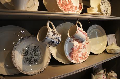 パリ 大好きなお皿 Gien♪_b0060363_7414591.jpg