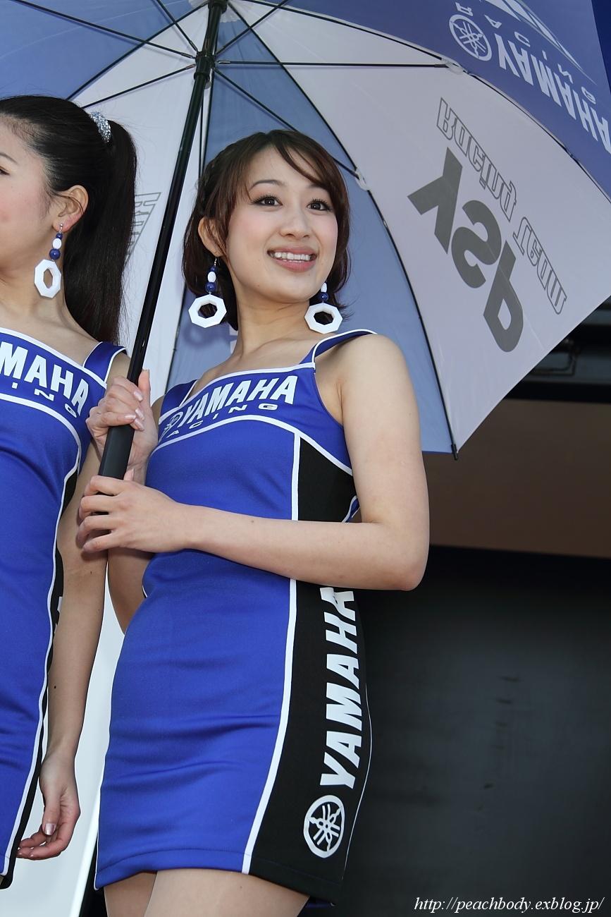 石原香織 さん(2012年ヤマハレーシングレディ)_c0215885_12204375.jpg