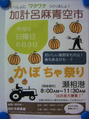 今月の「加計呂麻青空市」は、明日3日(日)です!_e0028387_11495792.jpg