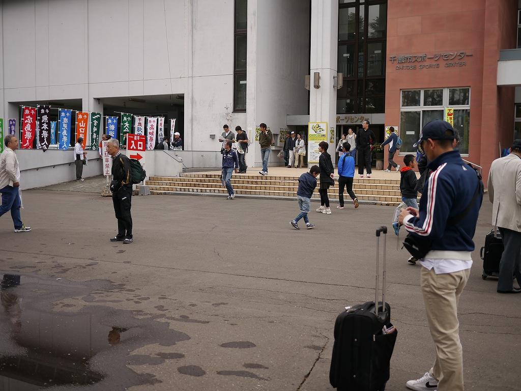 千歳JAL国際マラソンの前日_f0138096_1739946.jpg