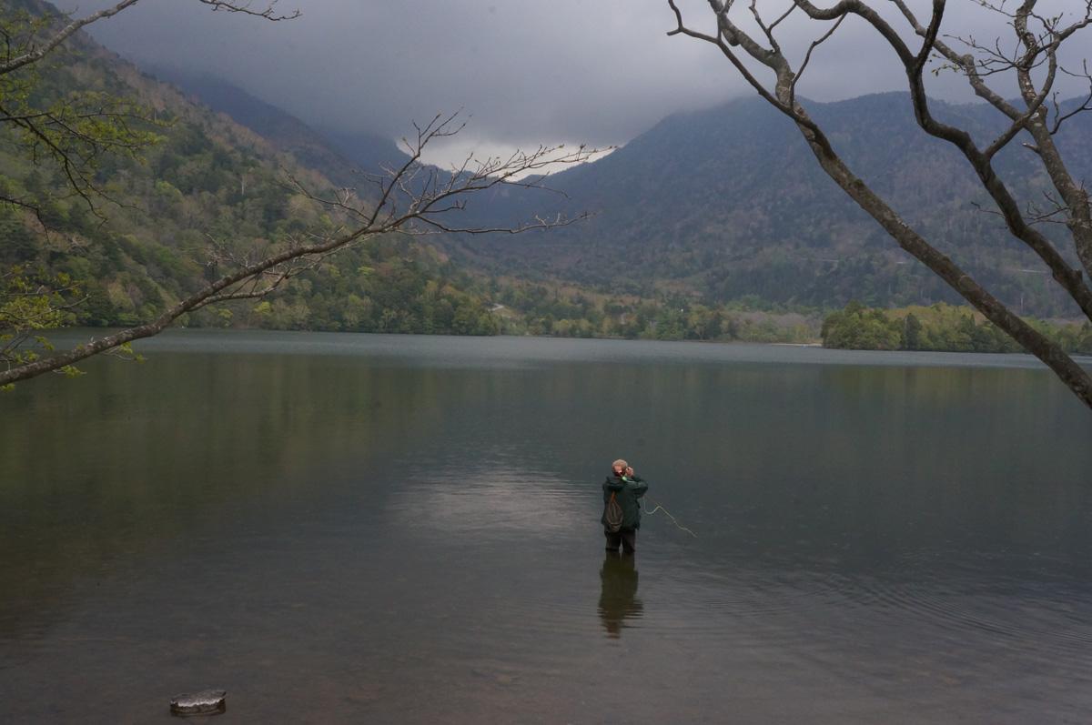 湯ノ湖でガッ釣り_c0095801_10493749.jpg
