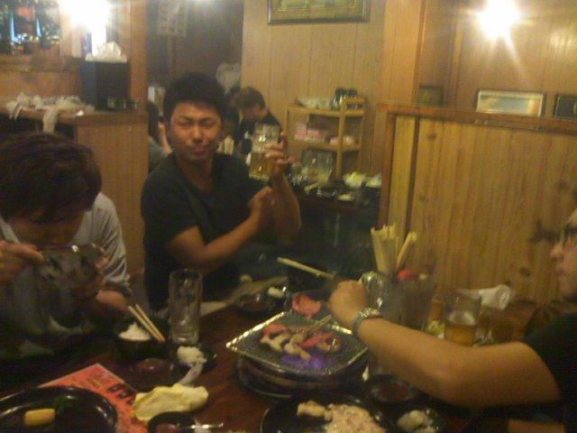 ランクルトミー札幌店(^o^)ジムニーだいき歓迎会_b0127002_22251139.jpg