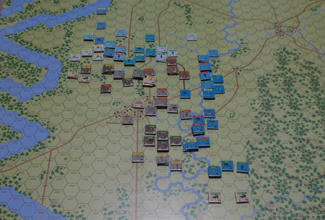 DG「Antietam Campaign」をソロプレイ③_b0162202_1142499.jpg