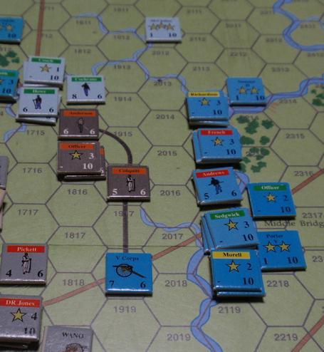 DG「Antietam Campaign」をソロプレイ③_b0162202_11431791.jpg