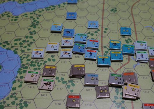 DG「Antietam Campaign」をソロプレイ③_b0162202_1143566.jpg