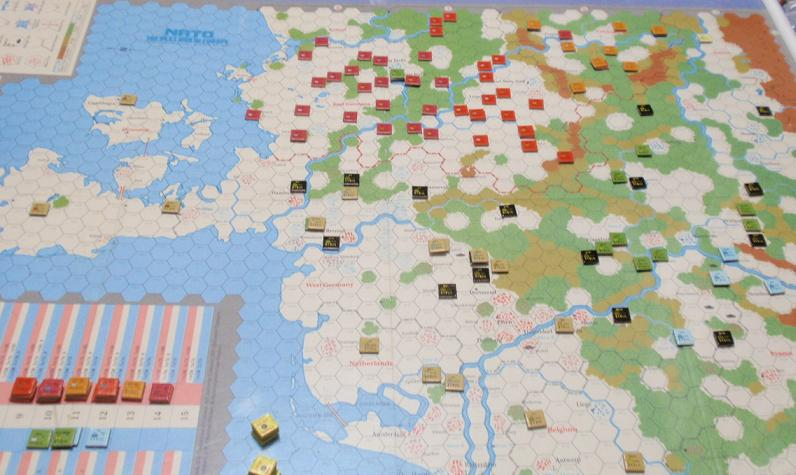 DG「Antietam Campaign」をソロプレイ③_b0162202_12213293.jpg