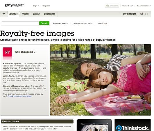 Getty Imagesの873枚の写真をつかったパラパラ漫画風CM_b0007805_1135297.jpg