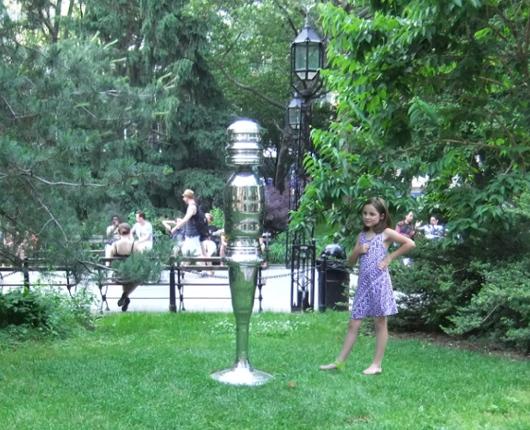 夏のニューヨークのパブリック・アート展、Common Ground_b0007805_1555157.jpg