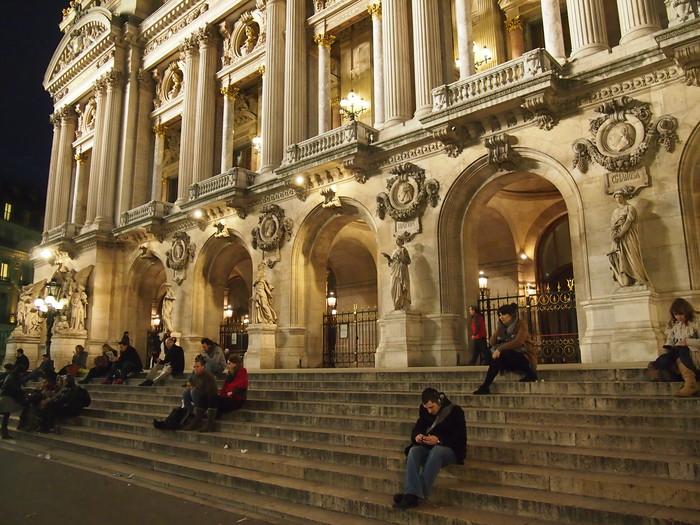 2012 2月 パリ  いつみてもこの夜景はいい〜_f0062122_1014958.jpg
