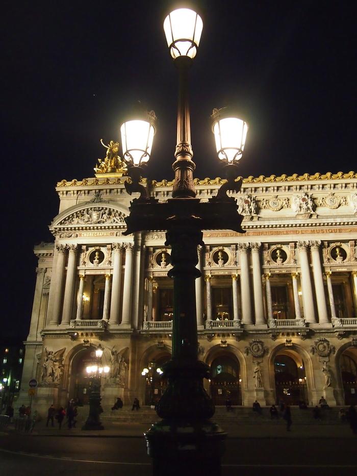 2012 2月 パリ  いつみてもこの夜景はいい〜_f0062122_10155811.jpg