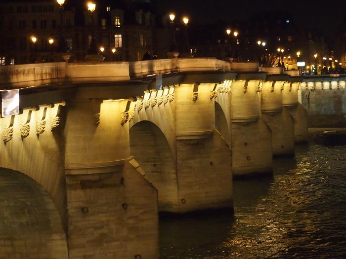 2012 2月 パリ  いつみてもこの夜景はいい〜_f0062122_104205.jpg