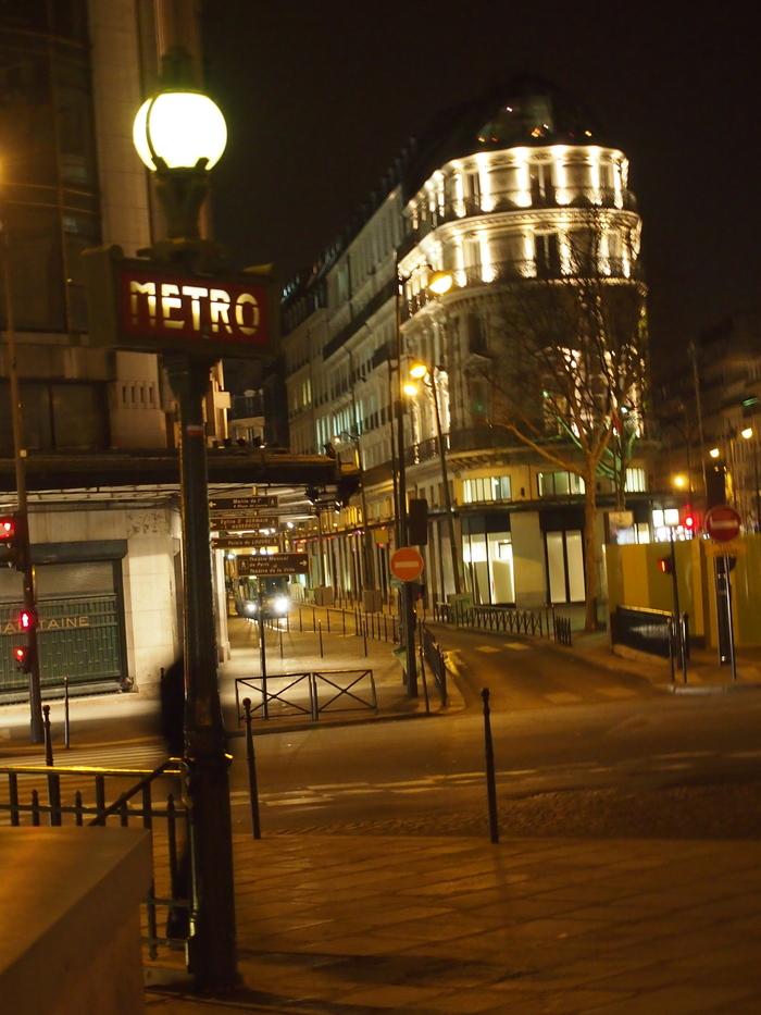 2012 2月 パリ  いつみてもこの夜景はいい〜_f0062122_10750100.jpg