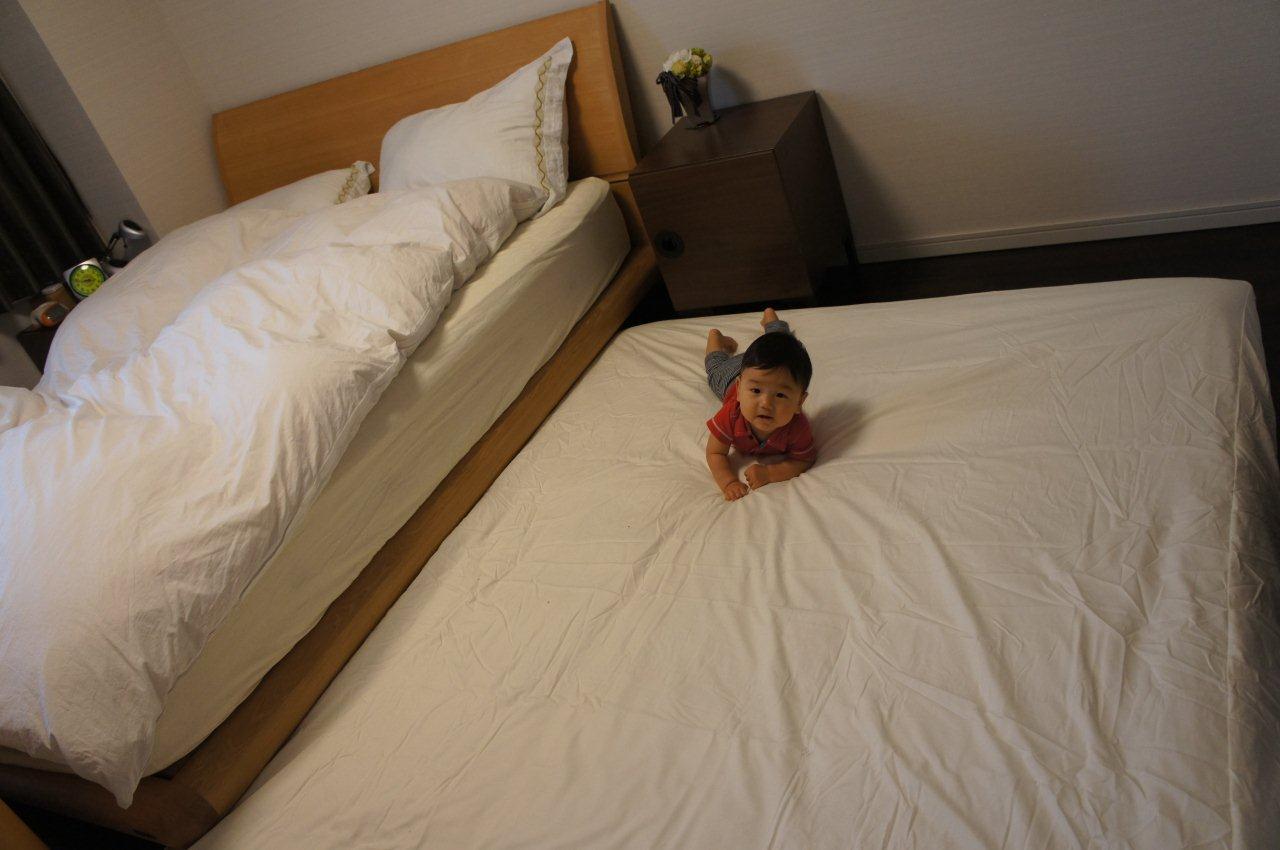 寝床問題解決!_e0253026_1711881.jpg