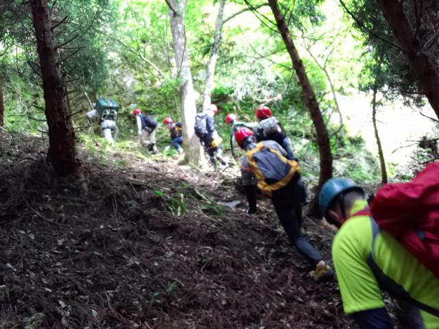 登山教室 【6月3日】_f0101226_2302877.jpg