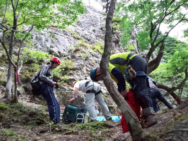 登山教室 【6月3日】_f0101226_2331592.jpg