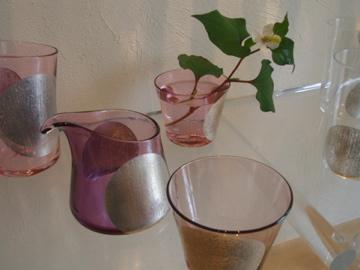 アキノヨーコガラス展- 3_b0132442_12264544.jpg
