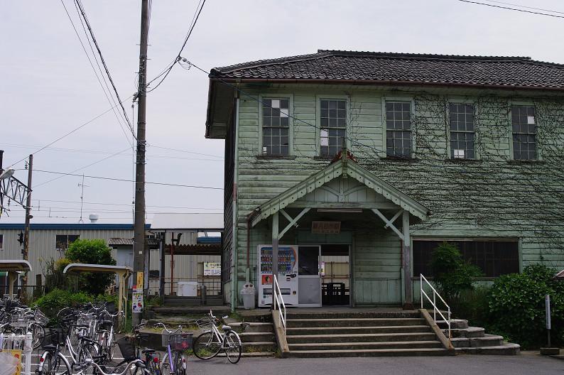 近江鉄道の旅... ~駅スナップ~_f0152550_18201244.jpg