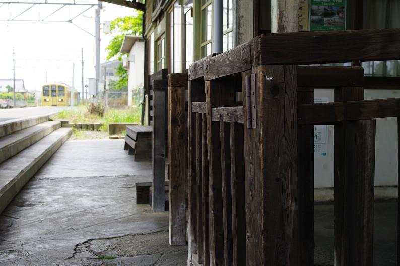 近江鉄道の旅... ~駅スナップ~_f0152550_18202433.jpg