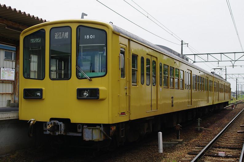 近江鉄道の旅... ~駅スナップ~_f0152550_1820654.jpg