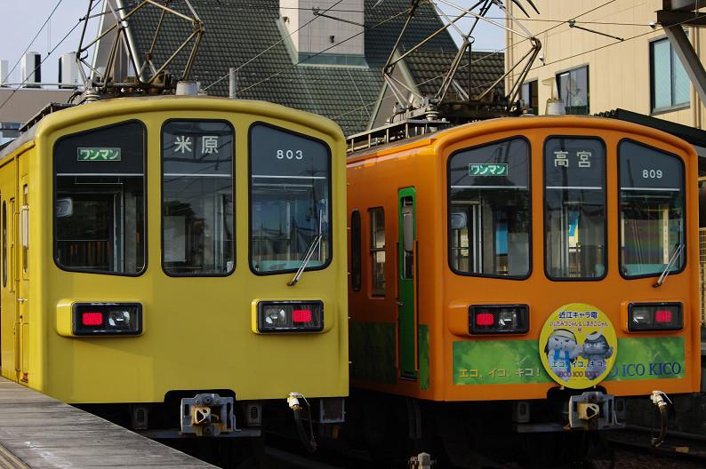 近江鉄道の旅... ~駅スナップ~_f0152550_18223510.jpg
