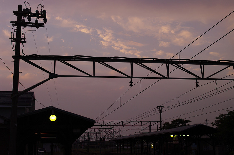 近江鉄道の旅... ~駅スナップ~_f0152550_18233637.jpg