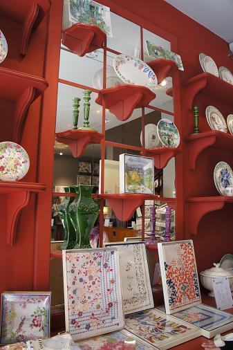 パリ 大好きなお皿 Gien♪_b0060363_3231441.jpg