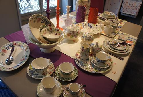 パリ 大好きなお皿 Gien♪_b0060363_3232618.jpg