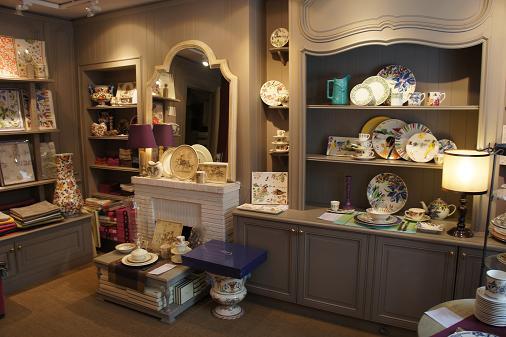 パリ 大好きなお皿 Gien♪_b0060363_325878.jpg