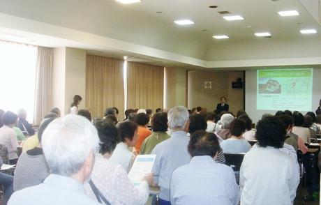 大盛況の健康講座でした。_e0251068_14143973.jpg