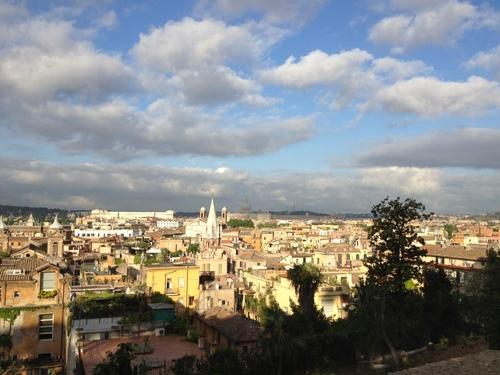 イタリア紀行 quindici  ローマを走る。_a0194908_9505774.jpg