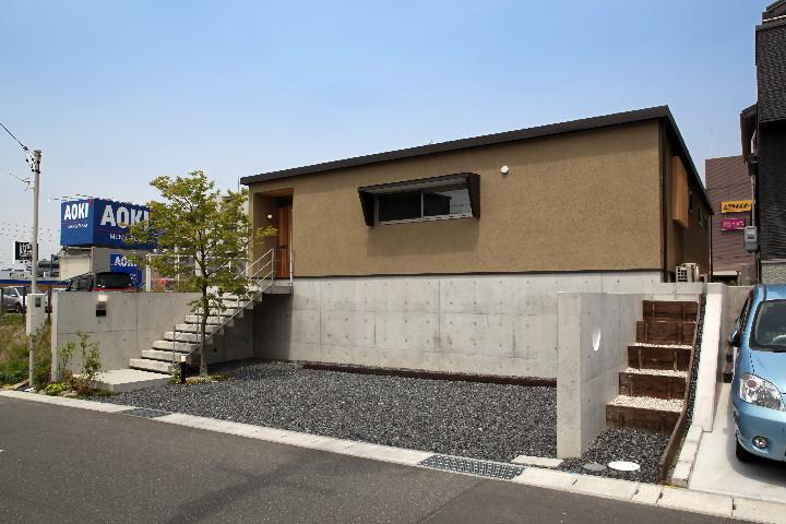 「平子山の家」の写真をHPにUPしました。_b0179213_1955243.jpg