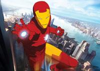 ディズニーXDマーベルヒーローが集結する番組ゾーン新設「マーベル・ユニバース」_e0025035_21565824.jpg