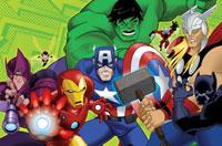 ディズニーXDマーベルヒーローが集結する番組ゾーン新設「マーベル・ユニバース」_e0025035_2157989.jpg