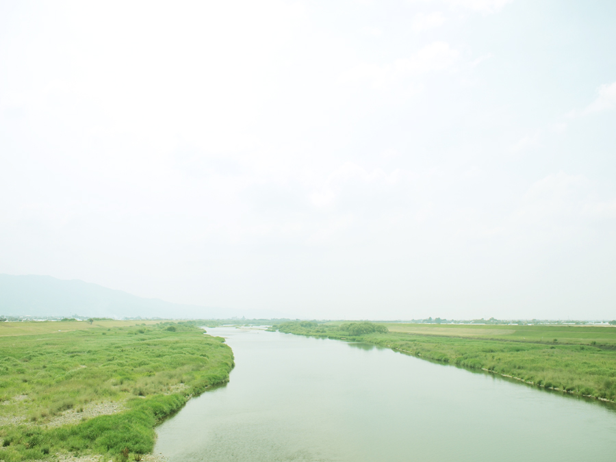 筑後川にて_e0144349_15224782.jpg