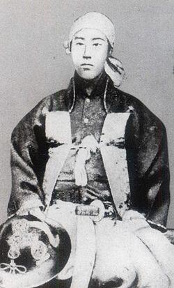 1868 箱根戰爭-請西藩主林忠崇的奮戰_e0040579_2010620.jpg