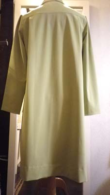 【お直し】 コート裾のお直し_b0199696_1819378.jpg