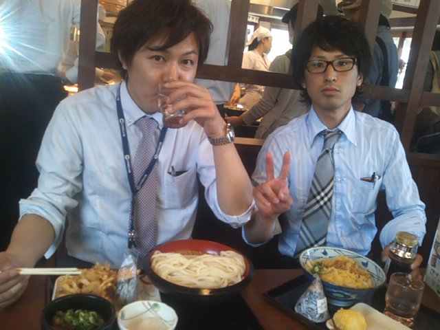 ランクルトミー札幌店(^o^)お昼でーす_b0127002_13354899.jpg