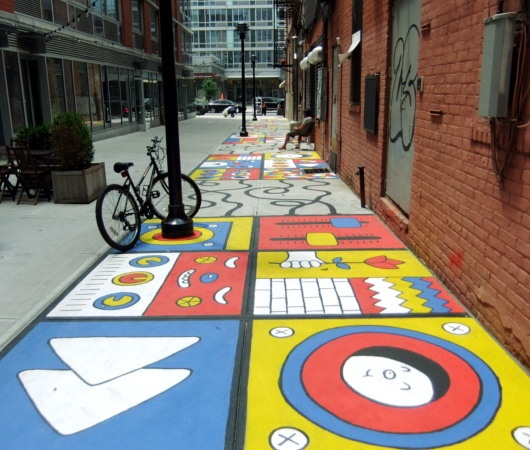 超かわいいストリート・アートがニューヨークに新登場 Music Machine by Sonni_b0007805_13233337.jpg