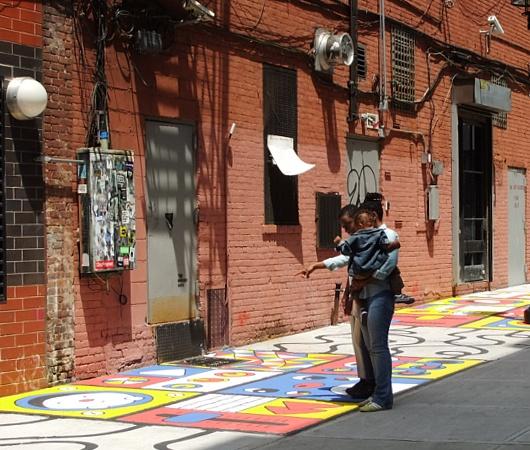 超かわいいストリート・アートがニューヨークに新登場 Music Machine by Sonni_b0007805_1324163.jpg