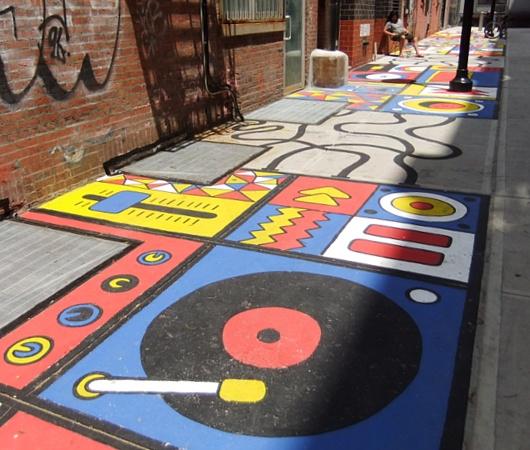 超かわいいストリート・アートがニューヨークに新登場 Music Machine by Sonni_b0007805_13241865.jpg