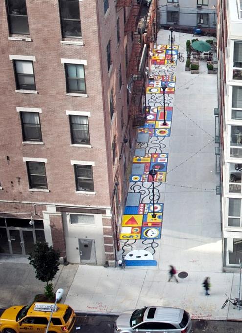 超かわいいストリート・アートがニューヨークに新登場 Music Machine by Sonni_b0007805_13245360.jpg