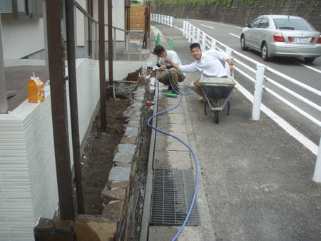 宮崎市F様邸外溝renovation_b0236217_22103227.jpg