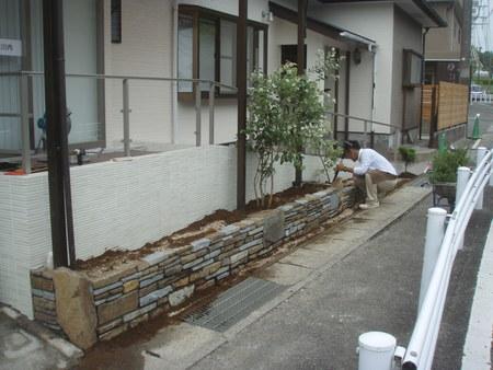宮崎市F様邸外溝renovation_b0236217_221034100.jpg