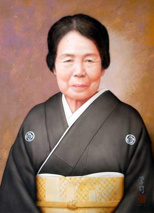 肖像画の注文依頼は肖像画の益子へ_b0174462_2042333.jpg