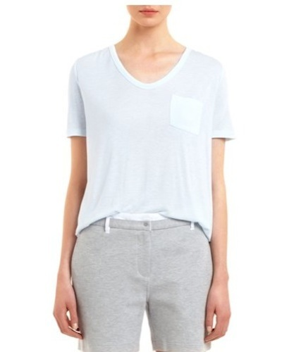 T BY ALEXANDER WANG CLASSIC TEE WITH POCKET ICE_f0111683_17564144.jpg